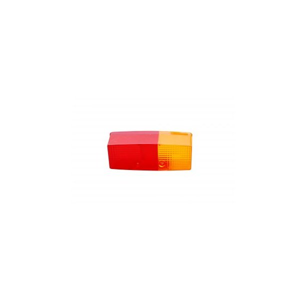 HellaTrailerbaglygte glas Højre. Til Model 2SD 003-184041 Mål : H 64 mm B 158 mm T 45 mm