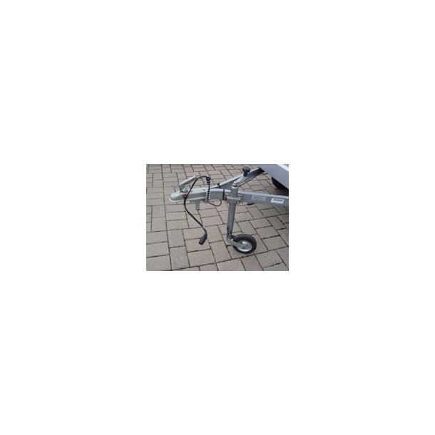 Trailer spring / ledningsholder til fastholdelse af elkabel og stik. Aldrig mere ødelagte kabler og stik.