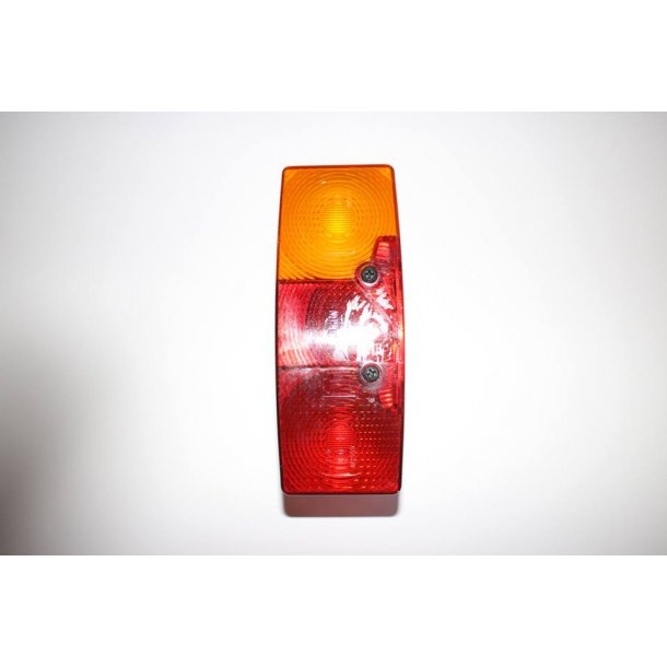 Jokon glas venstre side til baglygte type BBS 516 R,. mål : 160 x 65 x 50 mm