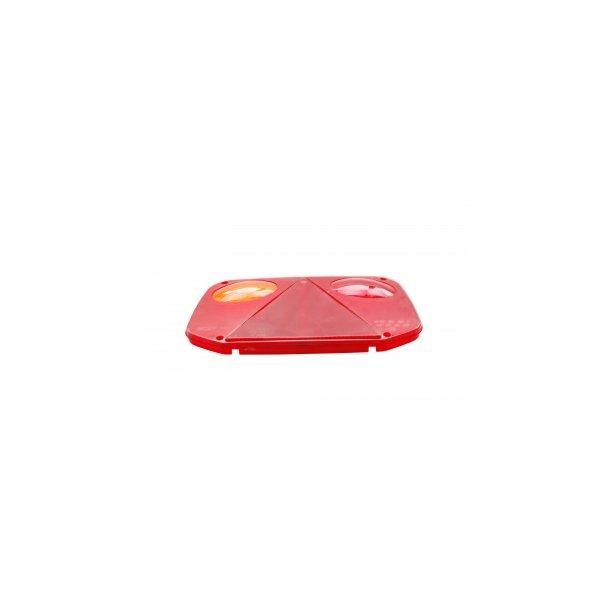 Radex Baglygte glas model 2800/10 Venstre side