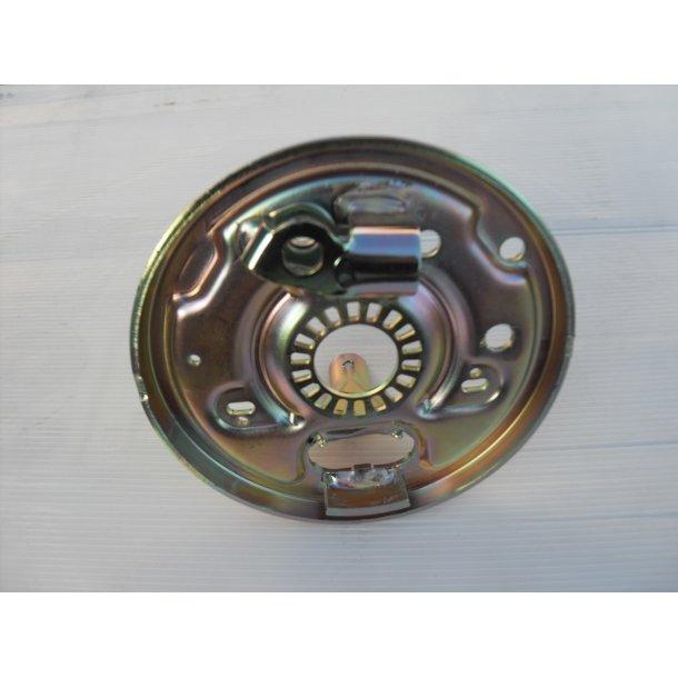 Pos 1 / Ankerplade venstre til AL-KO 160 x 35 mm med compactlejer model 1637 ETI nr. 811134 / 811156